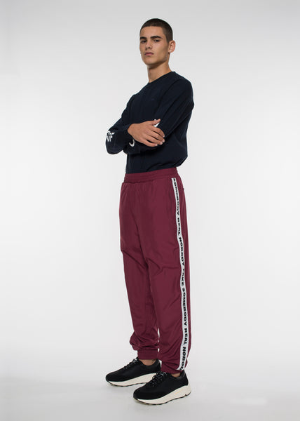 Robby Trousers Dark Red