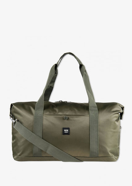 Tony Weekend Bag Dark Green