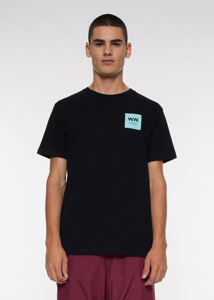 WW Box Tee Black