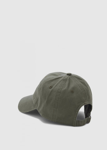 Low Profile Cap Dark Green