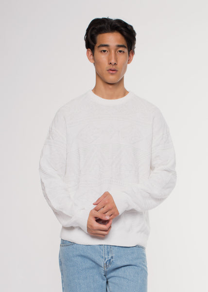 Otto Jumper Bright White