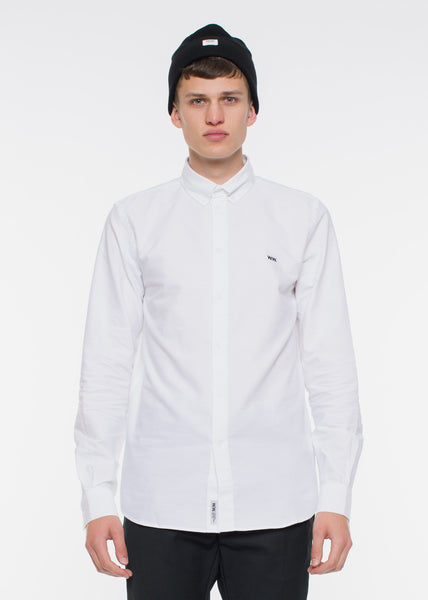 Timothy Shirt Bright White