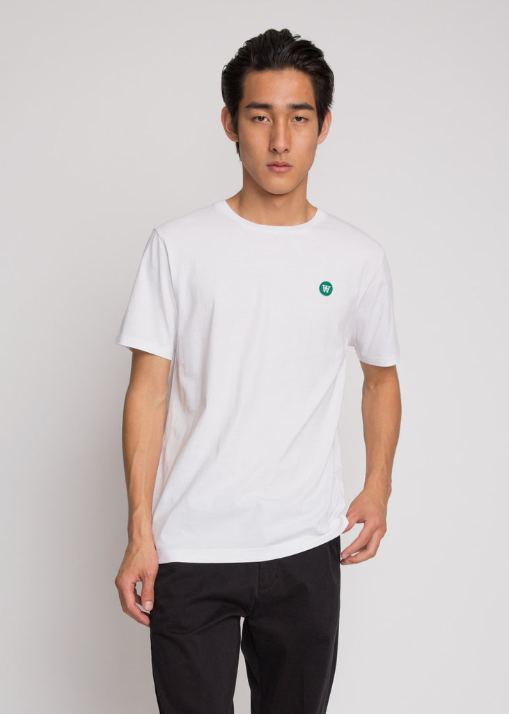 Ace Tee Bright White