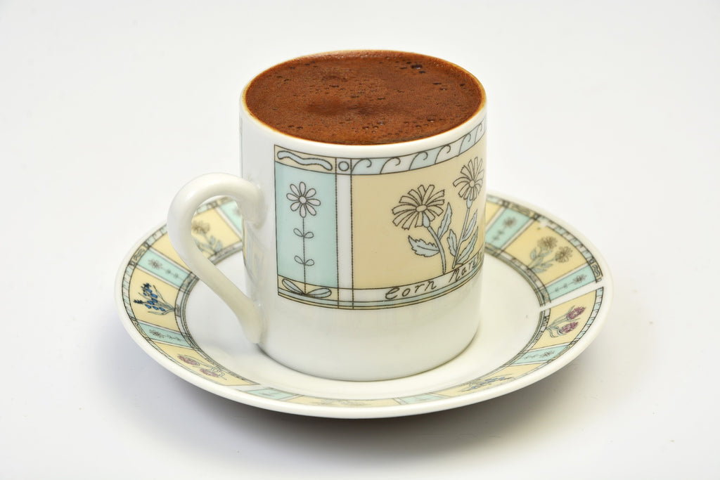 How to Make Perfect Turkish Coffee