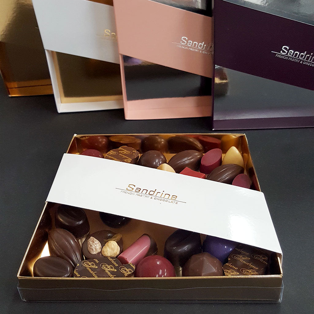 CHOCOLATE BOX - 24 pcs