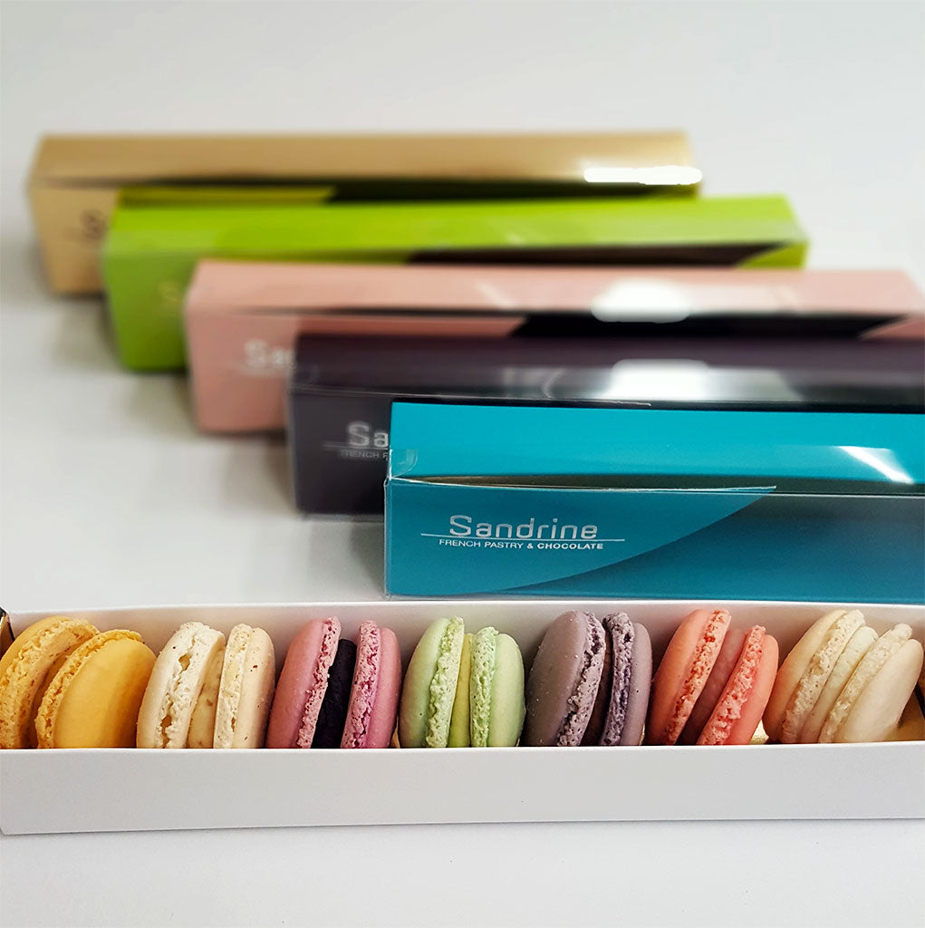 MACARONS GIFT BOX - 7pcs