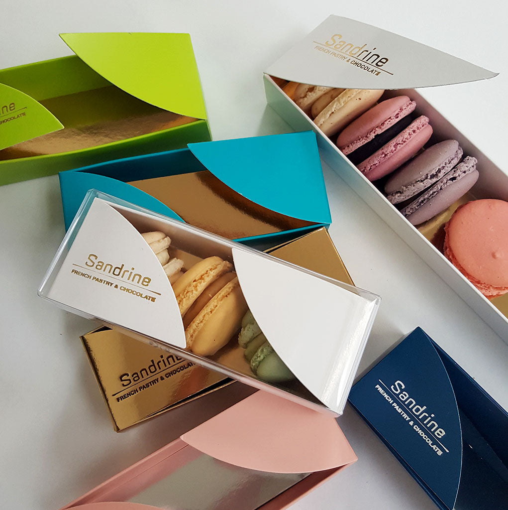 MACARONS GIFT BOX - 3pcs