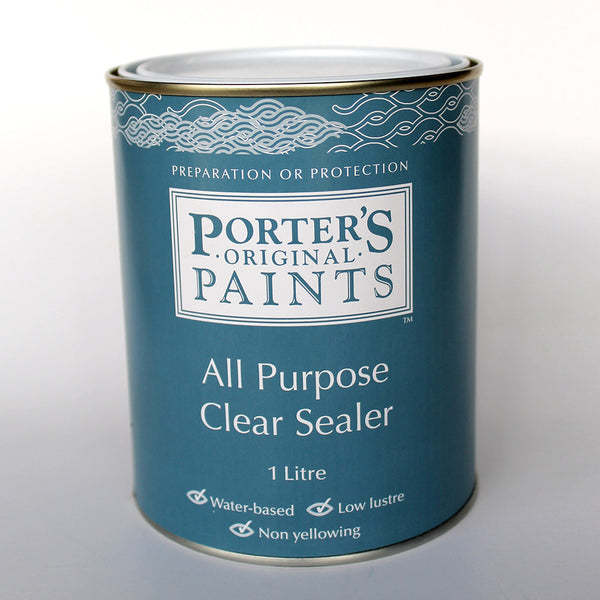 All Purpose Clear Sealer
