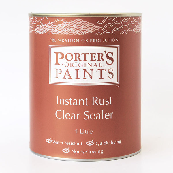 Instant Rust Clear Sealer