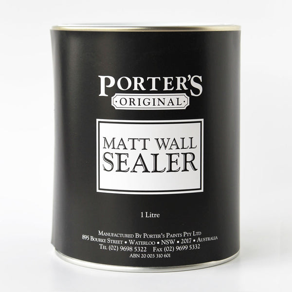 Matt Wall Sealer