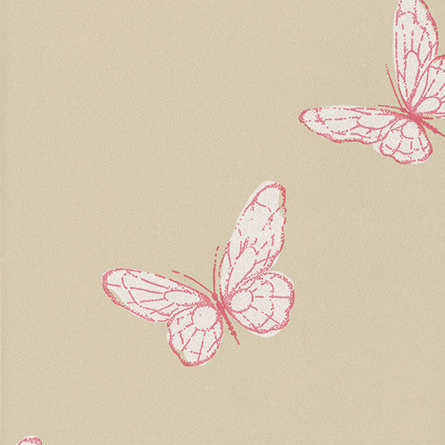 Butterflies in Blush