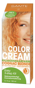 Sante Hair Color Cream Cognac Blonde (4 stk.)