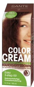Sante Hair Color Cream Mahogany Brown (4 stk.)