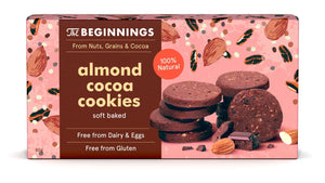 The Beginnings Almond Cocoa cookies 80 g