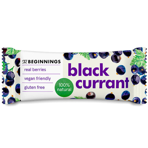 The Beginnings Black Currant bar 40 g