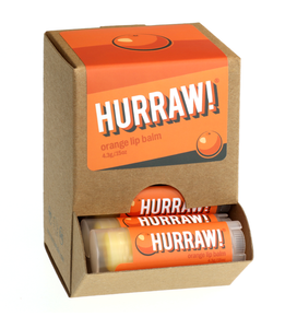 Hurraw! Orange (pakke a 23 stk + 1 gratis tester)
