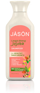 Jasön, Jojoba Shampoo Long & Strong, 473 ml