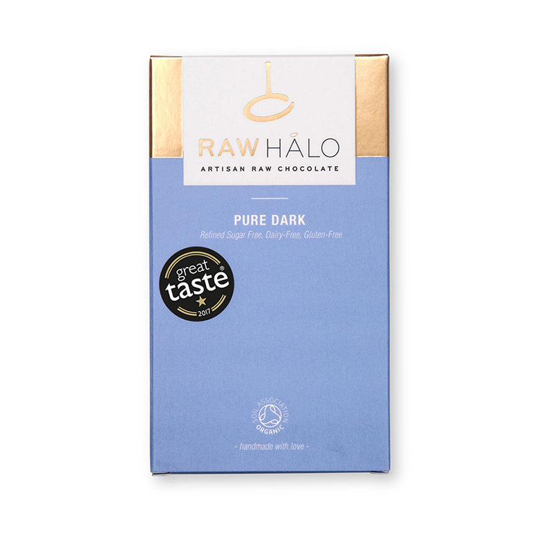 Raw Halo, Pure Dark, 35g