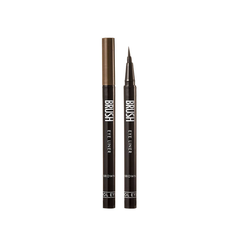 Idol Brush Eye Liner (0.6g) ARITAUM 02 Brown