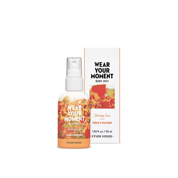 Wear Your Moment Body Mist #Today's Weather (55ml)
