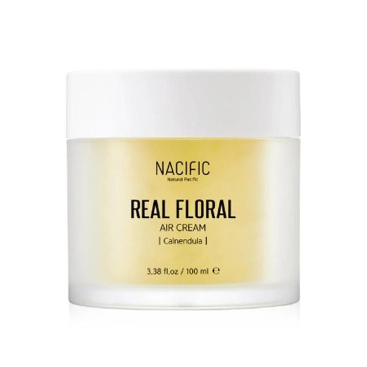 Real Floral Air Cream Calendula (100ml) NACIFIC