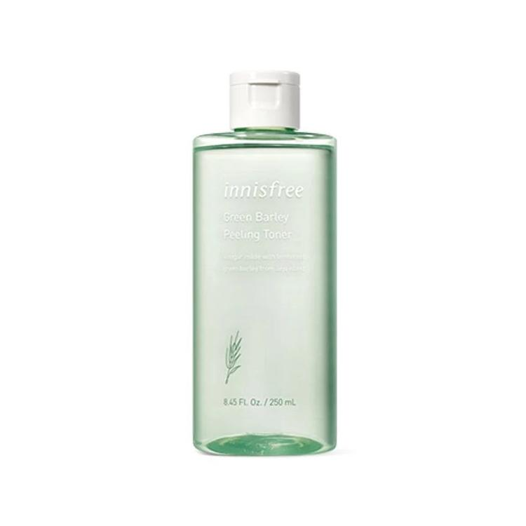Green Barley Peeling Toner (250ml) innisfree