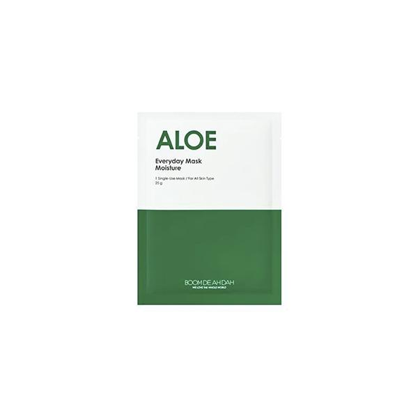 Everyday Mask (1 Sheet) BOOMDEAHDAH Aloe  ?id=11975341113423