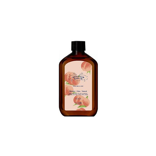 Argan Glow Hair Oil Love Peach (110ml) CFC LAB