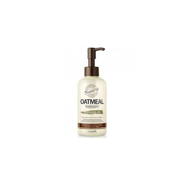 Oatmeal Therapy Cleansing Oil (200ml) CALMIA