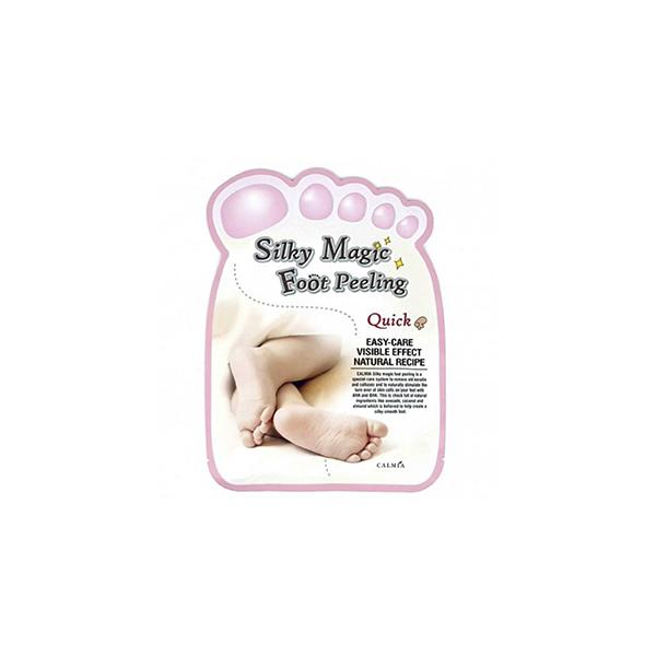 Silky Magic Foot Peeling Quick (50g) CALMIA  ?id=11979770560591
