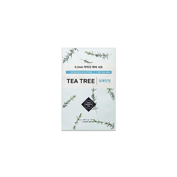 0.2 Therapy Air Mask (1 sheets) ETUDE HOUSE Tea Tree