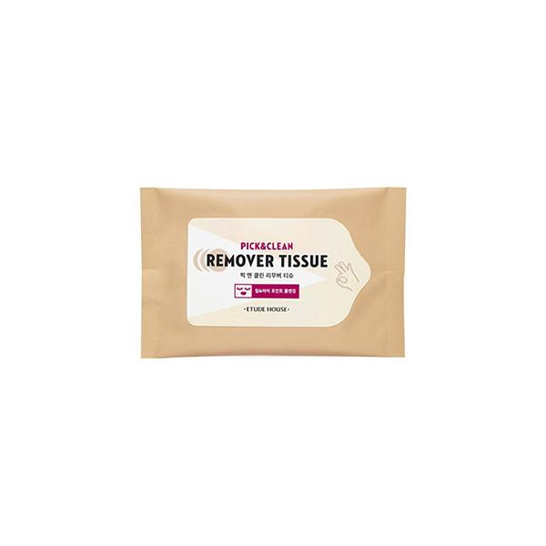Pick & Clean Remover Tissue (20ea) ETUDE HOUSE