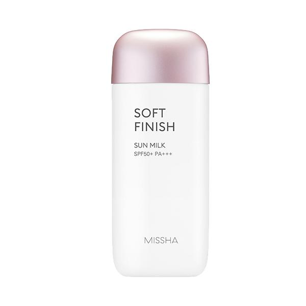 All Around Safe Block Sun Milk Soft Finish (70ml) MISSHA