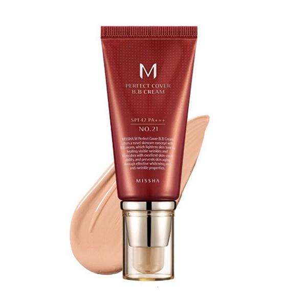 Perfect Cover BB Cream (50ml) MISSHA #21