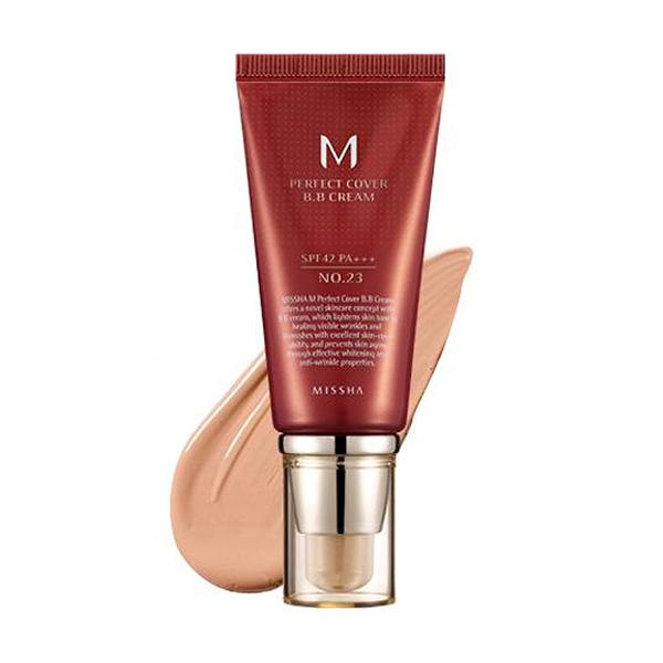 Perfect Cover BB Cream (50ml) MISSHA #23