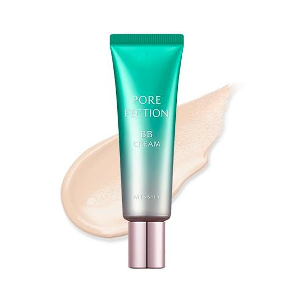 Porefection BB Cream (30ml) MISSHA 01. Light Beige