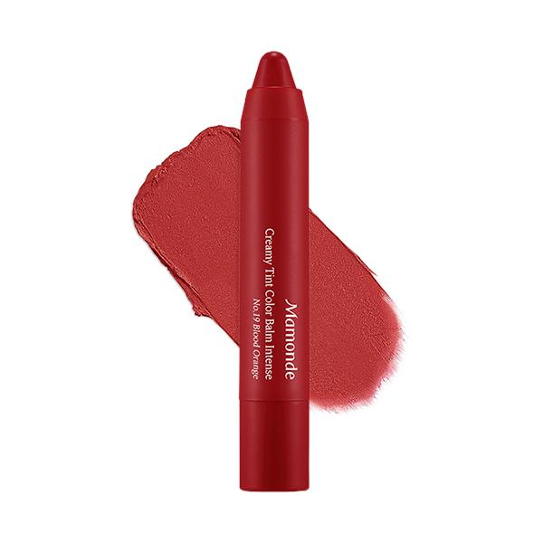 Creamy Tint Color Balm Intense (2.5g) Mamonde 19 Blood Orange