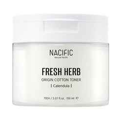 Fresh Herb Origin Cotton Toner (70ea / 170ml) NACIFIC