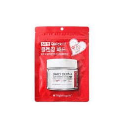 Daily Derma Cleansing Pads Mild (10pads) Nightingale