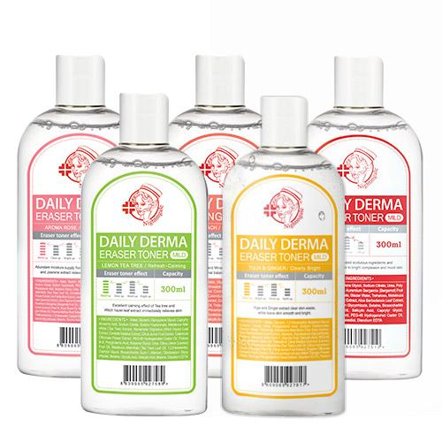 Daily Derma Eraser Toner (300ml) Nightingale