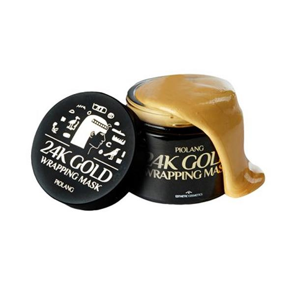24K Gold Wrapping Mask (80ml) PIOLANG