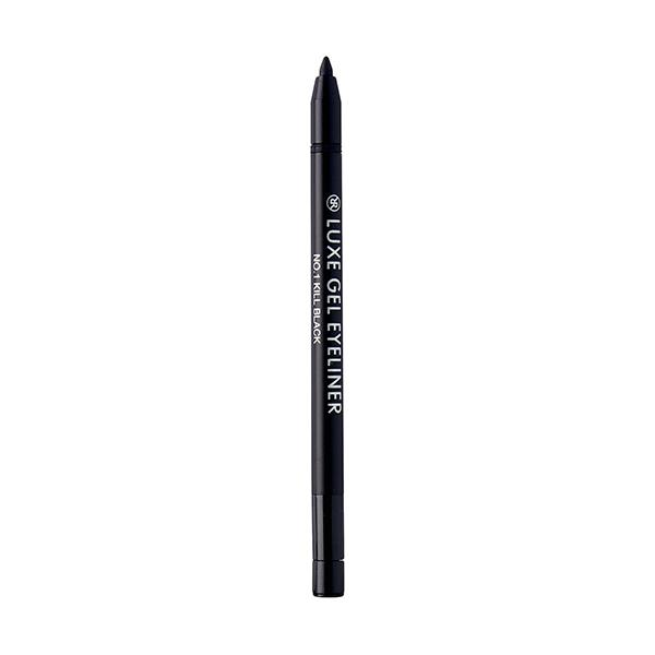 Luxe Gel Eyeliner (0.5g) RiRe 01. Kill Black