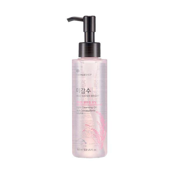 Rice Water Bright Light Cleansing Oil (150ml) THE FACE SHOP