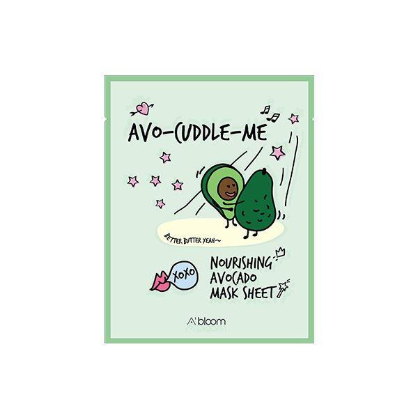 Avo-Cuddle-Me Nourishing Avocado Mask (1 Sheet) A'BLOOM  ?id=15298115665999