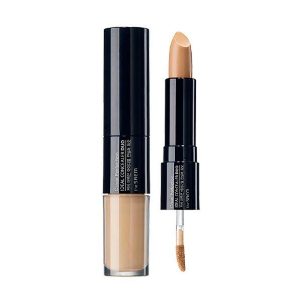 Cover Perfection Ideal Concealer Duo (8.7g)_1.5 Natural Beige the SAEM