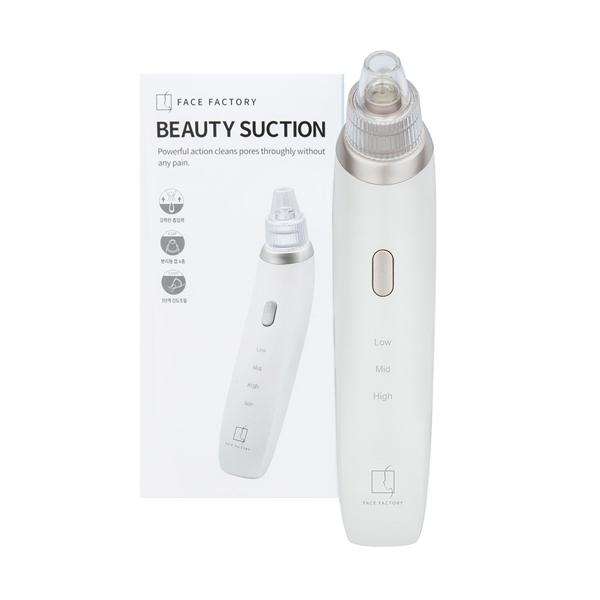 Beauty Suction (Blackhead Extractor) FACE FACTORY
