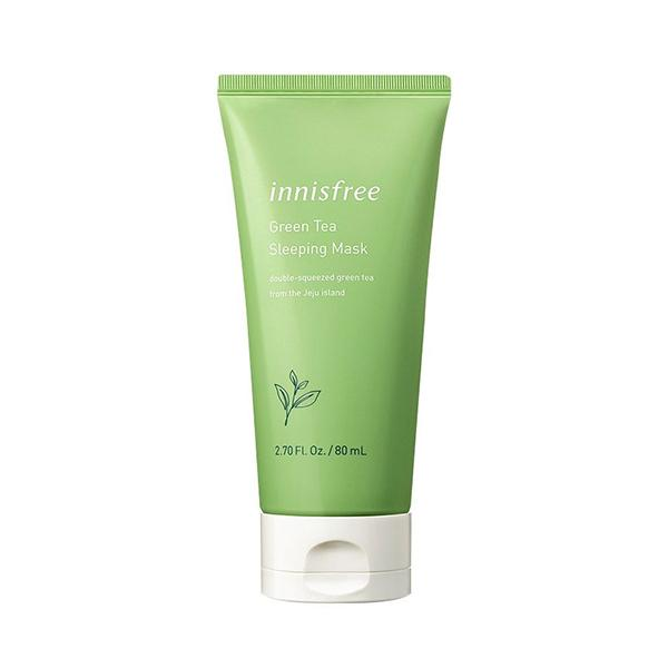 Green Tea Sleeping Mask (80ml) innisfree