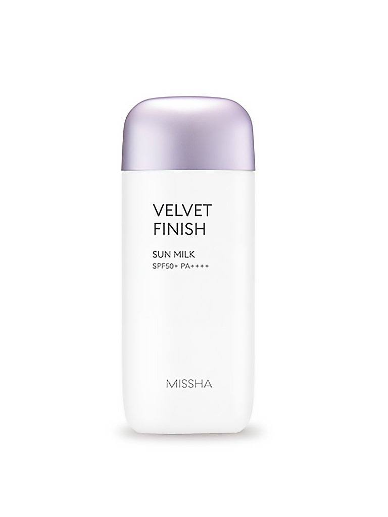 All Around Safe Block Velvet Finish Sun Milk (70ml)