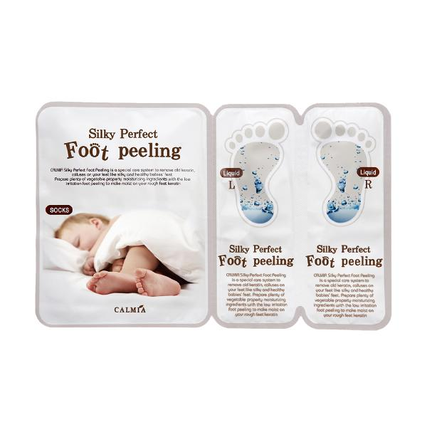 Silky Perfect Foot Peeling Pack (20ml x 2) (1 Pair) CALMIA
