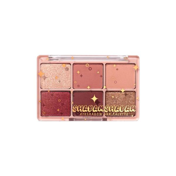 Shabam Shabam Eyeshadow Bar Palette (9g) CORINGCO #01 Shining Night